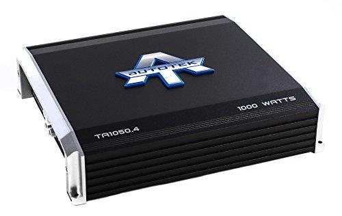 AutoTek TA 1050.4 Ta Series 1,000 W 4-channel Class Ab Amp