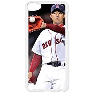 MLB IPod Touch 5 White Boston Red Sox cell phone cases&Gift Holiday&Christmas Gifts NADL7B8826039