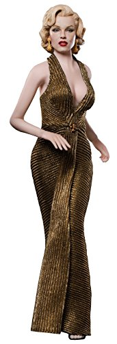 Star Ace Toys Gentlemen Prefer Blondes: Marilyn Monroe As Lorelei Lee (Gold Dress Version) 1: 6 Scale Action Figure]()