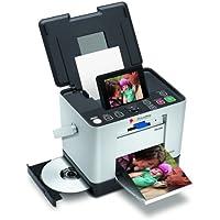 Epson PictureMate Zoom (PM290) Photo Lab Printer (Silver)