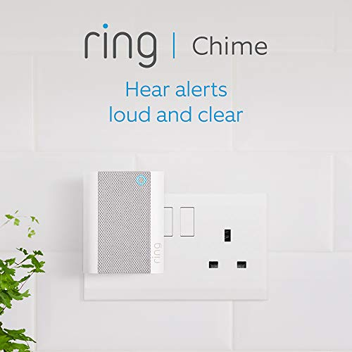 All-new Ring Chime, white
