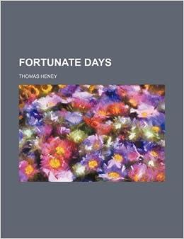Book Fortunate days