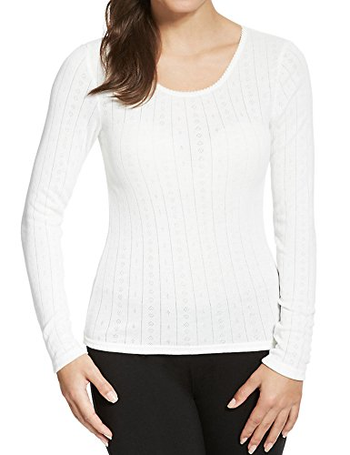 M&Co - Camiseta térmica - para mujer
