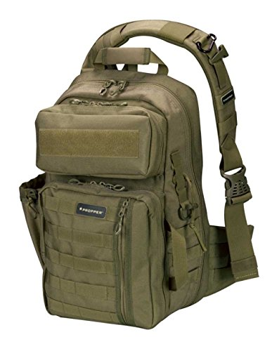 Propper Bias Right Handed Sling Backpack, Olive/Green, One Size