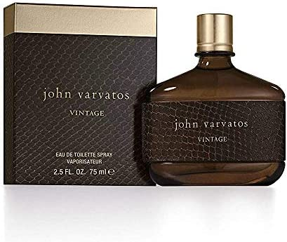 Amazon Com John Varvatos Vintage Men S Cologne Spray 2 5 Fl Oz