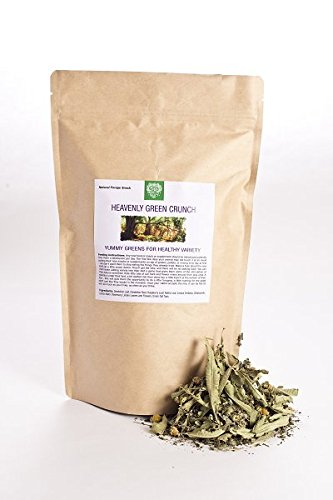 Small Pet Select - Heavenly Green Crunch Herbal Blend heavenlygreen