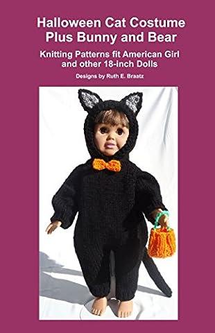 Costumes Bunnies - Halloween Cat Costume Plus Bunny and Bear: