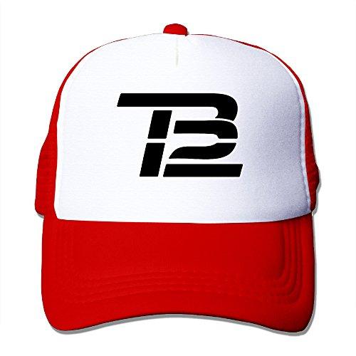 NINJOE Unisex-Adult Football Player TB Sports Cap Hat Red (Man Mini Fridge)