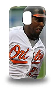 Hard Plastic Galaxy S5 3D PC Case Back Cover Hot MLB Baltimore Orioles Vladmir Guerrero #27 3D PC Case At Perfect Diy ( Custom Picture iPhone 6, iPhone 6 PLUS, iPhone 5, iPhone 5S, iPhone 5C, iPhone 4, iPhone 4S,Galaxy S6,Galaxy S5,Galaxy S4,Galaxy S3,Note 3,iPad Mini-Mini 2,iPad Air )