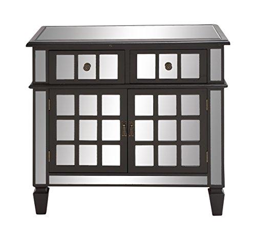 Plutus Brands The Sleek Wood Mirror Cabinet by Plutus Brands