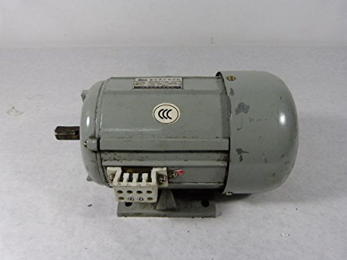 Shanghai Rihui YS-7124W 3-Phase Induction Motor 550W 1.60A 50Hz