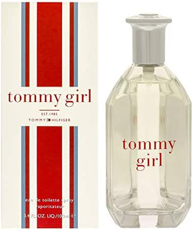 Tommy Hilfiger Tommy Girl Eau de Toilette Spray for Women, 3.4 Fl Oz