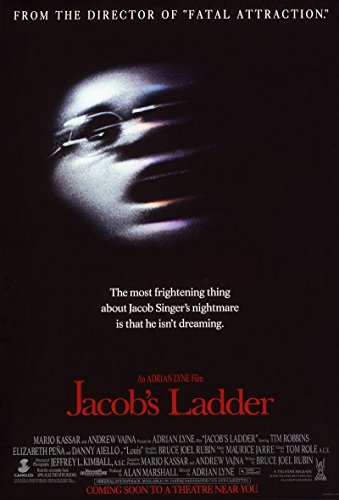 Jacob's Ladder 1990 S/S Rolled Movie Poster 27x40