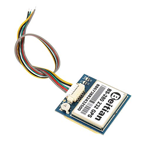BS-280 232 GPS Receiver Module 1PPS Timing with Flash + GPS Antenna