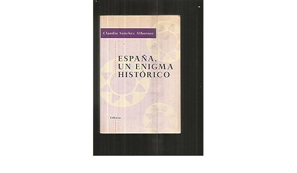 España; t.1: Amazon.es: Sanchez-Albornoz, Claudio: Libros