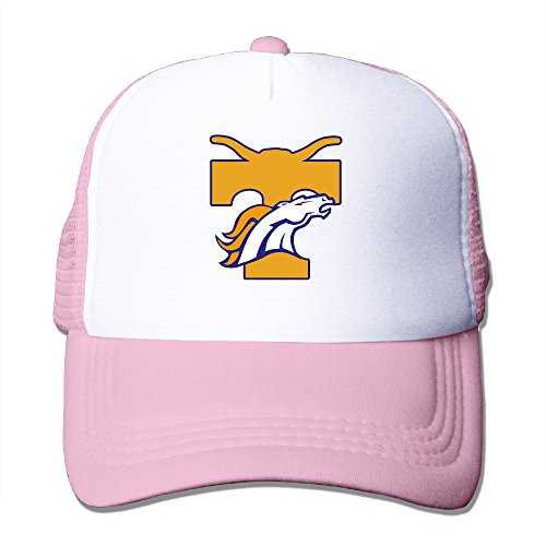 ACMIRAN Tennessee Denver Sport Logo Mixed Personalize Snapback One Size Pink