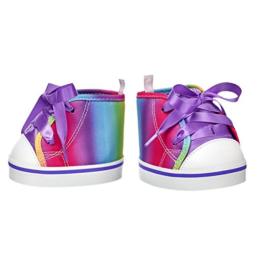 Build A Bear Workshop Rainbow High-Tops Build-a-Bear
