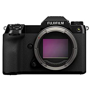 RetinaPix Fujifilm GFX 100S Body - Black