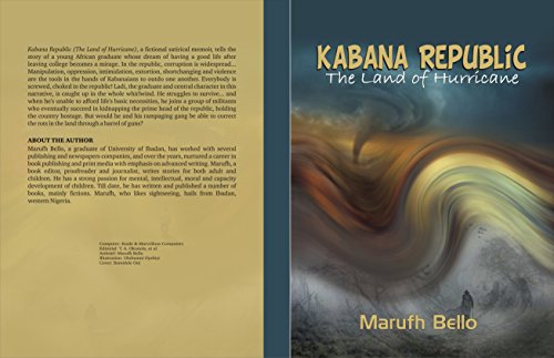 KABANA REPUBLIC (The Land of Hurricane) for sale  Delivered anywhere in USA