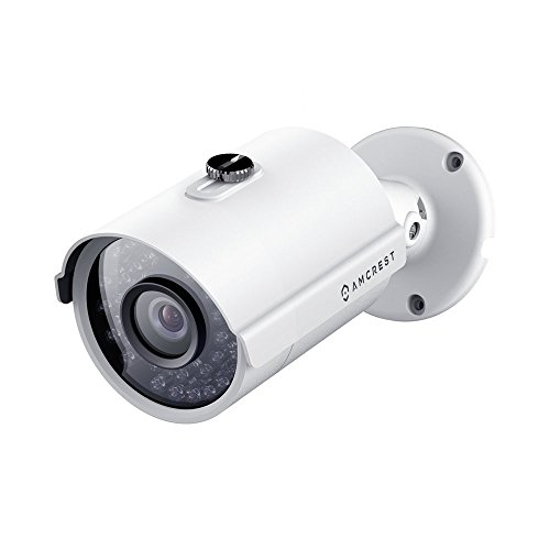 Amcrest ProHD Outdoor 1080P POE Bullet IP Security Camera -