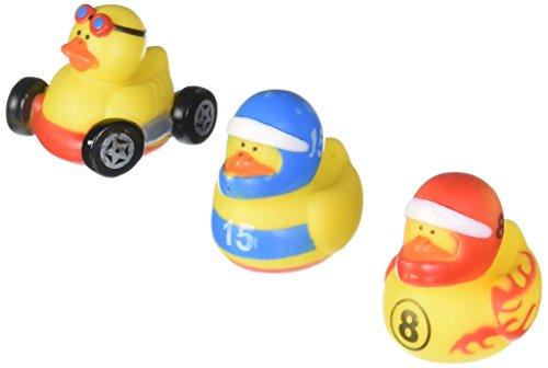 Race Car Driver Rubber Ducks (1 ()