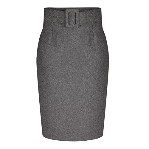 Buy belted pencil skirt dress - 6