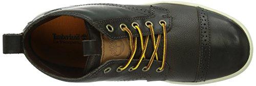 Timberland EK Adventure 2.0 Cupsole  FTM_Cap Toe Chukka - Zapatillas de cuero para hombre marrón - Braun (DARK BROWN)