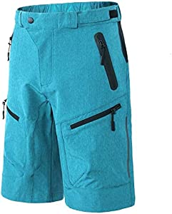 Sweepstakes: Hiauspor MTB-Cycling-Hiking-Bike-Shorts…