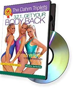 3-2-1 Get Your Body Back By Dahm Triplets
