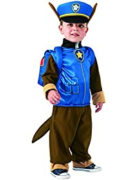 Paw Patrol Chase Child Costume, Small