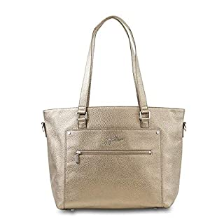 Jujube Everyday Tote Vegan Leather Travel Bag, Ever Collection - Lumimaire