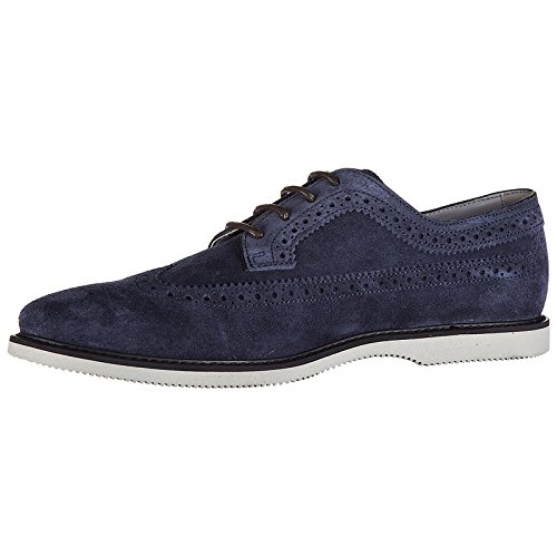 Club guardolo bucature Uomo in Derby Stringate Scarpe l Hogan camoscio Classiche qFyTBPHP