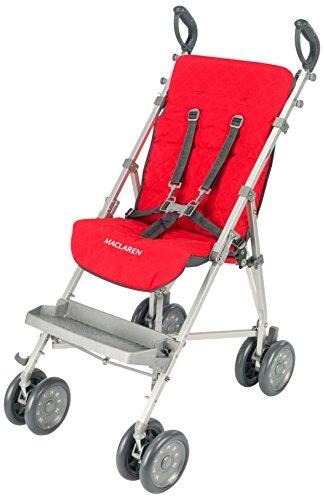 Maclaren Major Elite - Colchoneta para silla de paseo, multicolor NOX03011