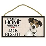 Imagine This Wood Sign for Jack Russell Dog Breeds