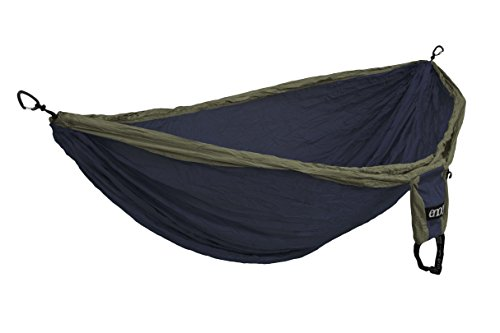 ENO – Eagles Nest Outfitters Double Deluxe Hammock, Portable Hammock for Two