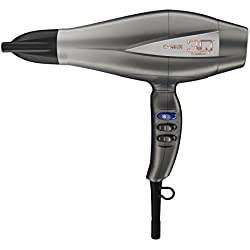 Infiniti Pro by Conair Advanced Brushless Motor Styling Tool / Hair Dryer; Silver