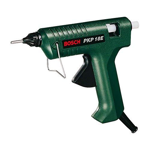 BOSCH PKP 18 E / PKP18E Glue Gun + 5 Pcs Hot Melt Glue Sticks for Both 110V and 220V - Decoration Tool, High-quality Hot Glue Gun