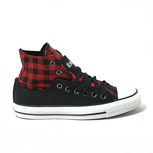 Converse , Damen Sneaker Schwarz Multicolor