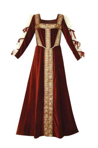 Elizabethan Theatre The Costumes - Museum Replicas Renaissance Costume - Lady