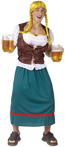 Fun World Bavarian Beauty with Fillable Beer Bust
