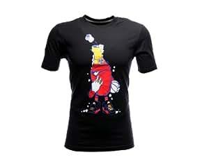 Nike Air Jordan R3peat Character Mens T-Shirt 534792-010 Black XL