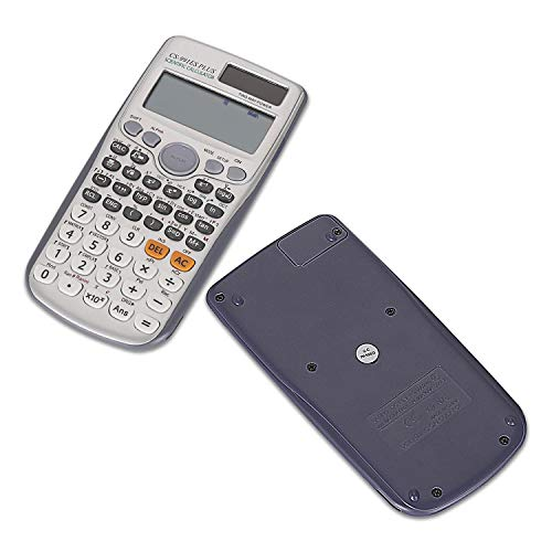 Electronic Scientific Calculators, Professional Full Funtion Calculator for College Student Middle School Student by ASLD (Image #3)