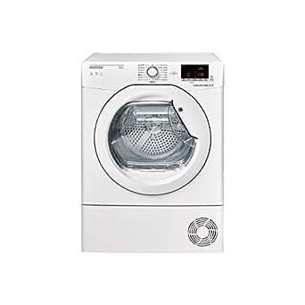 Hoover 10Kg Condenser Dryer, White - DXC10DE-80