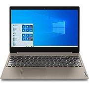 Lenovo IdeaPad 3 15.6″ HD Touchscreen Laptop, Intel Pentium Gold 6405U at 2.4GHz, 8GB DDR4, 256GB PCIe SDD, Webcam, Bluetooth 5.0, HDMI, Windows 10 Home, TWE Mouse Pad