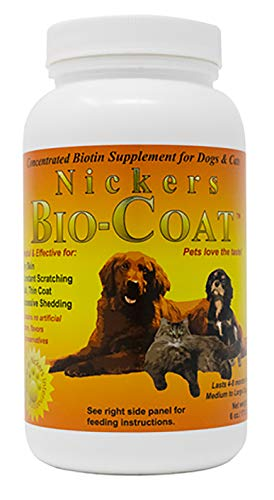 Bio Coat Concentrated Biotin Supplement – 6 oz
