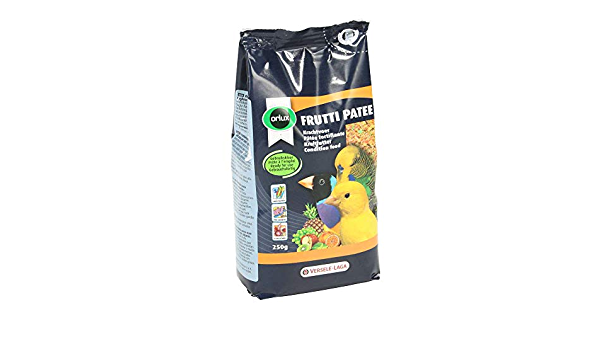 Orlux Frutti Patee Versele Laga 250gr: Amazon.es: Jardín