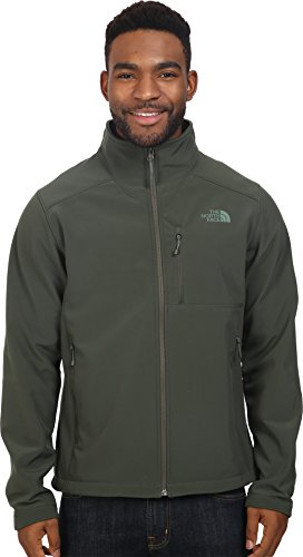 The North Face Men's Apex Bionic 2 Jacket Climbing Ivy Green/Climbing Ivy Green (Prior Season) Small by The North Face