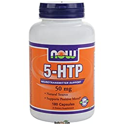 5-HTP (50 Milligram) - 180 ct (Pack of 2)
