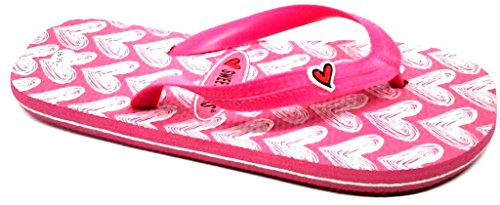 Sweet Years Infradito Ciabatte Mare Donna MOD. 0042 Fuxia (38/39)