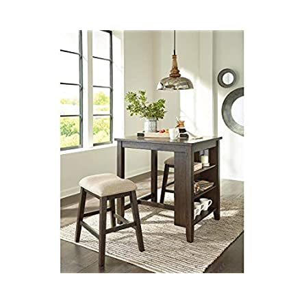 Signature Design by Ashley Rokane Counter Height Dining...